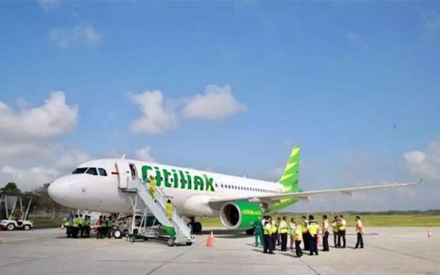 Syarat Naik Pesawat New Normal Citilink