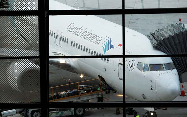 Syarat Naik Pesawat New Normal Garuda Indonesia