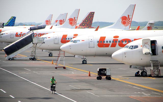 Syarat Naik Pesawat New Normal Lion Air Group