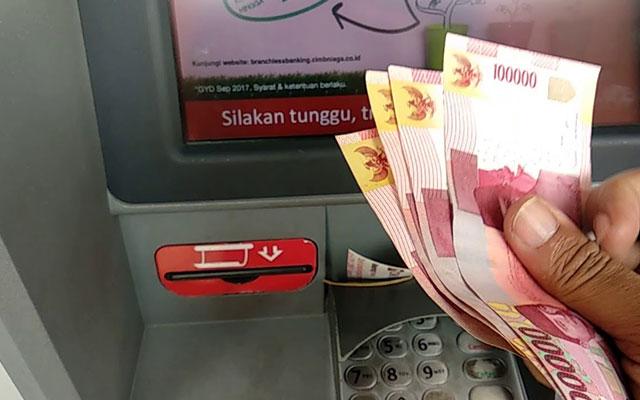 Cara Setor Tunai CIMB Niaga Lewat ATM Kantor Cabang