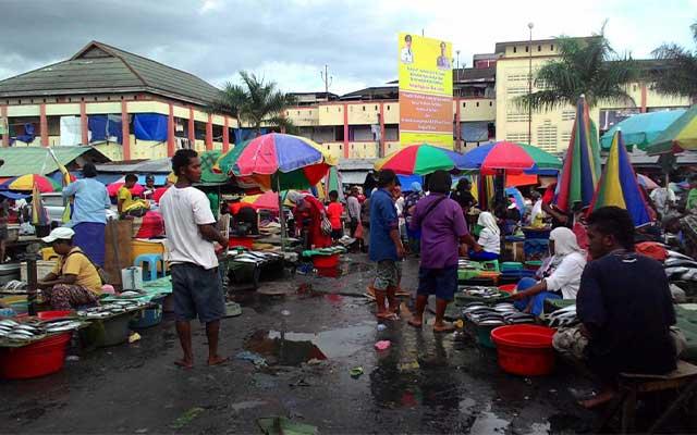 Ciri Ciri Pasar yang Tidak Bersih dan Dampaknya