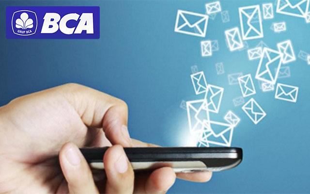 Update Biaya SMS Banking BCA Notifikasi Layanan