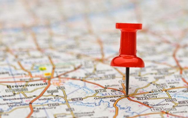 Tentukan Lokasi yang Strategis 1