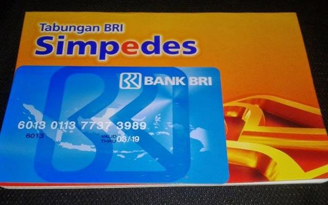 BRI Simpedes