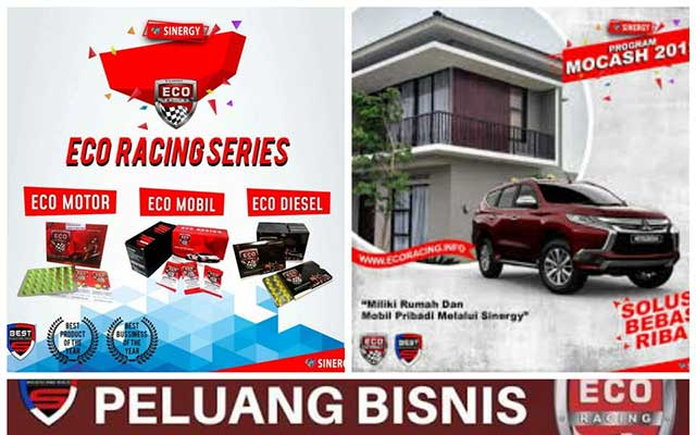 Keunggulan Eco Racing