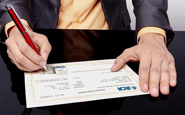 Biaya Deposito BCA