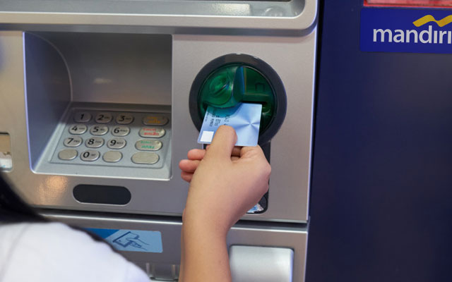 Cara Bayar Angsuran FIF Lewat ATM Mandiri
