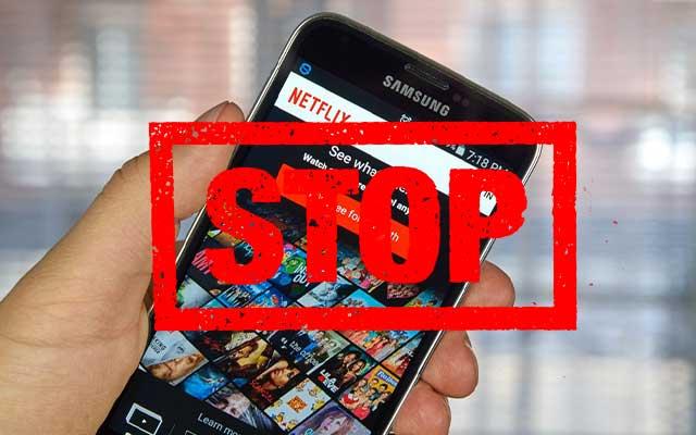Cara Berhenti Langganan Netflix Lewat HP Hanya 3 Menit