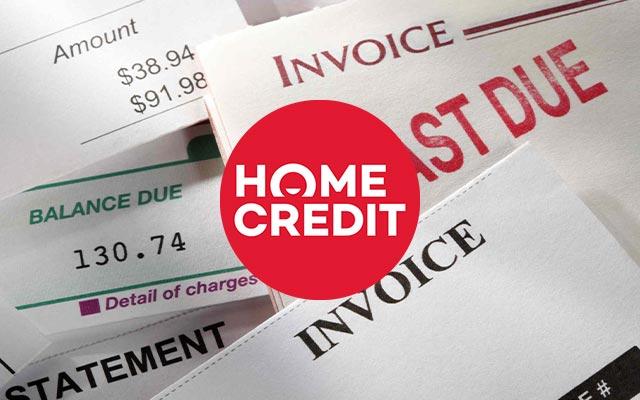 Denda Home Credit