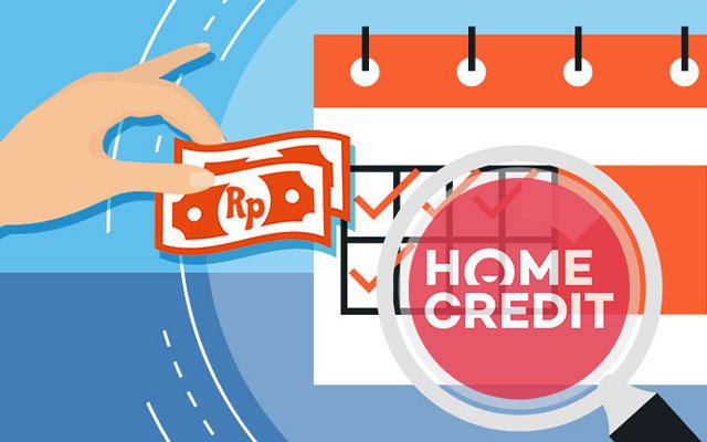 Jatuh Tempo Home Credit