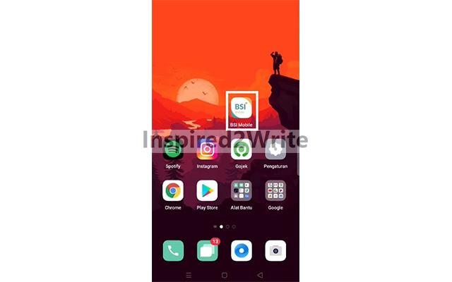 Buka Mobile Banking BSI