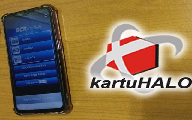 Cara Bayar Kartu Halo Lewat BCA Mobile Admin Jatuh Tempo
