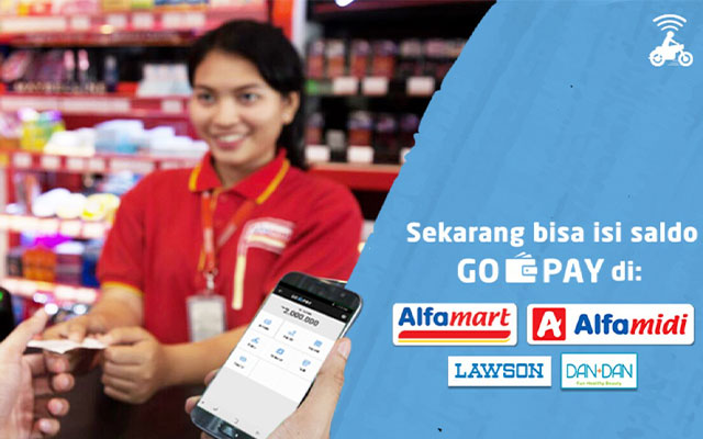 Cara Belanja di Alfamart Pakai Gopay Syarat Limit Biaya Admin