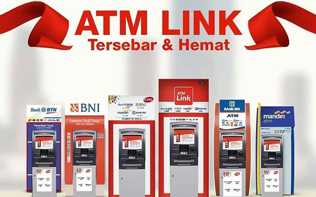 Biaya ATM Link