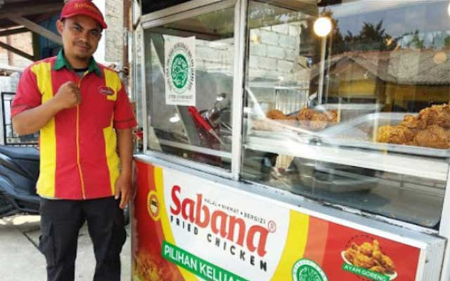 Cara Menjadi Agen Sabana Fried Chicken