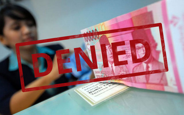Tukar Uang Baru Ditolak Oleh Bank Penyebab Cara Mengatasi