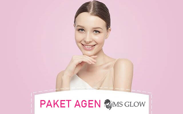Paket Agen MS Glow