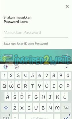 1. Masuk ke Aplikasi Permata Mobile X