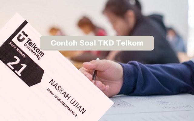 Contoh Soal TKD Telkom